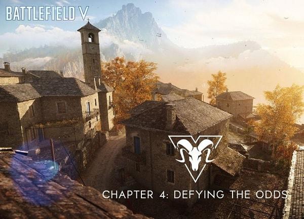 Battlefield el capitulo cuatro continua con Marita, un accidentado y hermosos escenario que te permitirá jugar en Grecia
