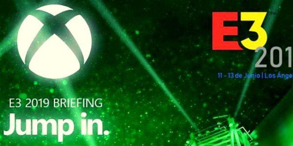 Conferencia Xbox Microsoft E3 2019
