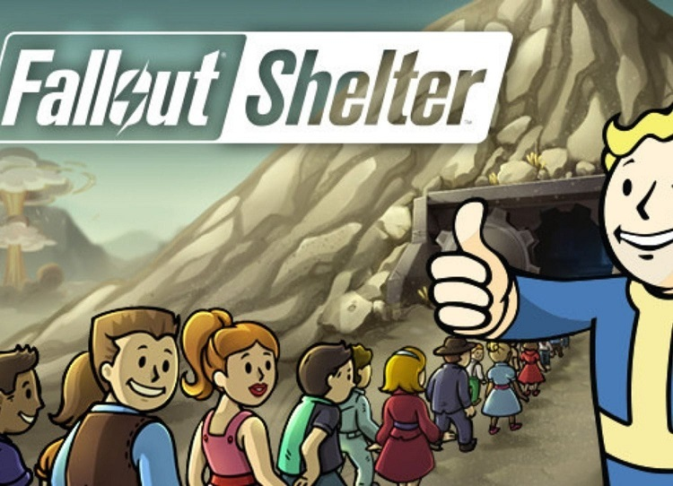 Fallout Shelter Fallout Shelter, cabina la estrategia y la gestión como sus mecánicas principales, debes de estar atento a los peligros y a la buena administración de recursos si deseas que tus moradores sobrevivan, eres el que estará al mando  de un refugio subterráneo Vault-Tec de última generación. Crea el refugio perfecto, mantén contentos a los habitantes y protégelos frente a los peligros de la superficie contaminada.